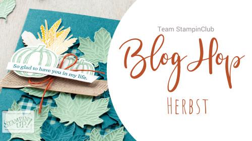 Stampinclub BlogHop Herbst 2019